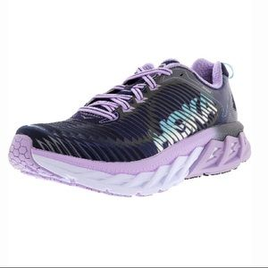 Hoka One One Arahi Purple Running Shoe